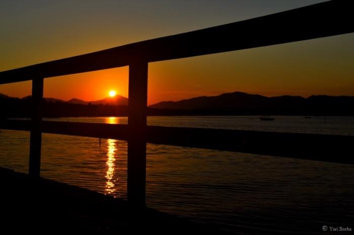 Monica T Maia - grade no amanhecer