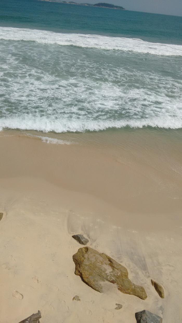 Monica T Maia - o mar